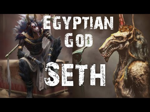 Seth: god of chaos, storms and war   ancient egyptian god history