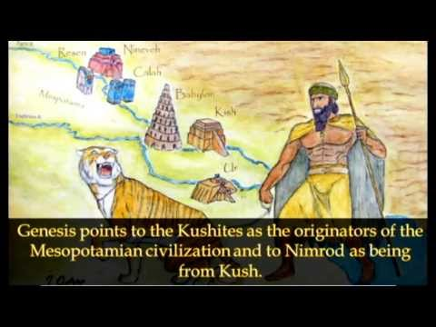 Ancient nubia: the kushites and the bible world