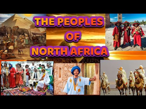 The peoples of north africa