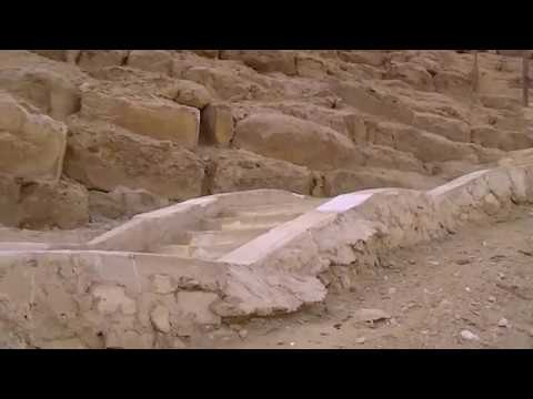 The big mystery of the red pyramid